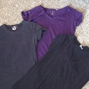 Tee shirt lot (free with bundle)